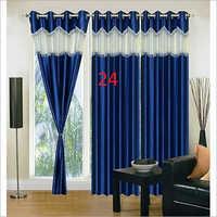 Window Curtain With Jhalar Curtains