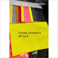 58 Inch Scooba Sandwitch Fabric