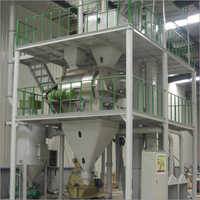 Industrial Cattle Feed Plant