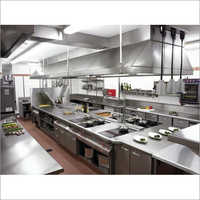 SS Commercial Kitchen Equipment