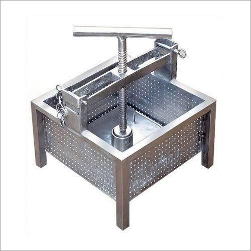 Mini Paneer Making Machine