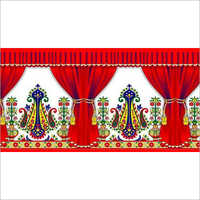 Side Wall Fabric