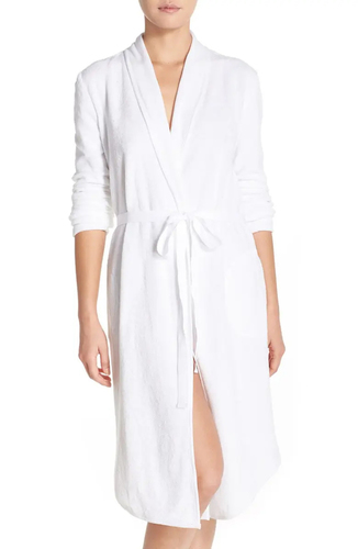 French Terry Bathrobes