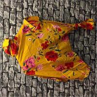 Printed Zuric-4 Way Lycra Shirt Fabric