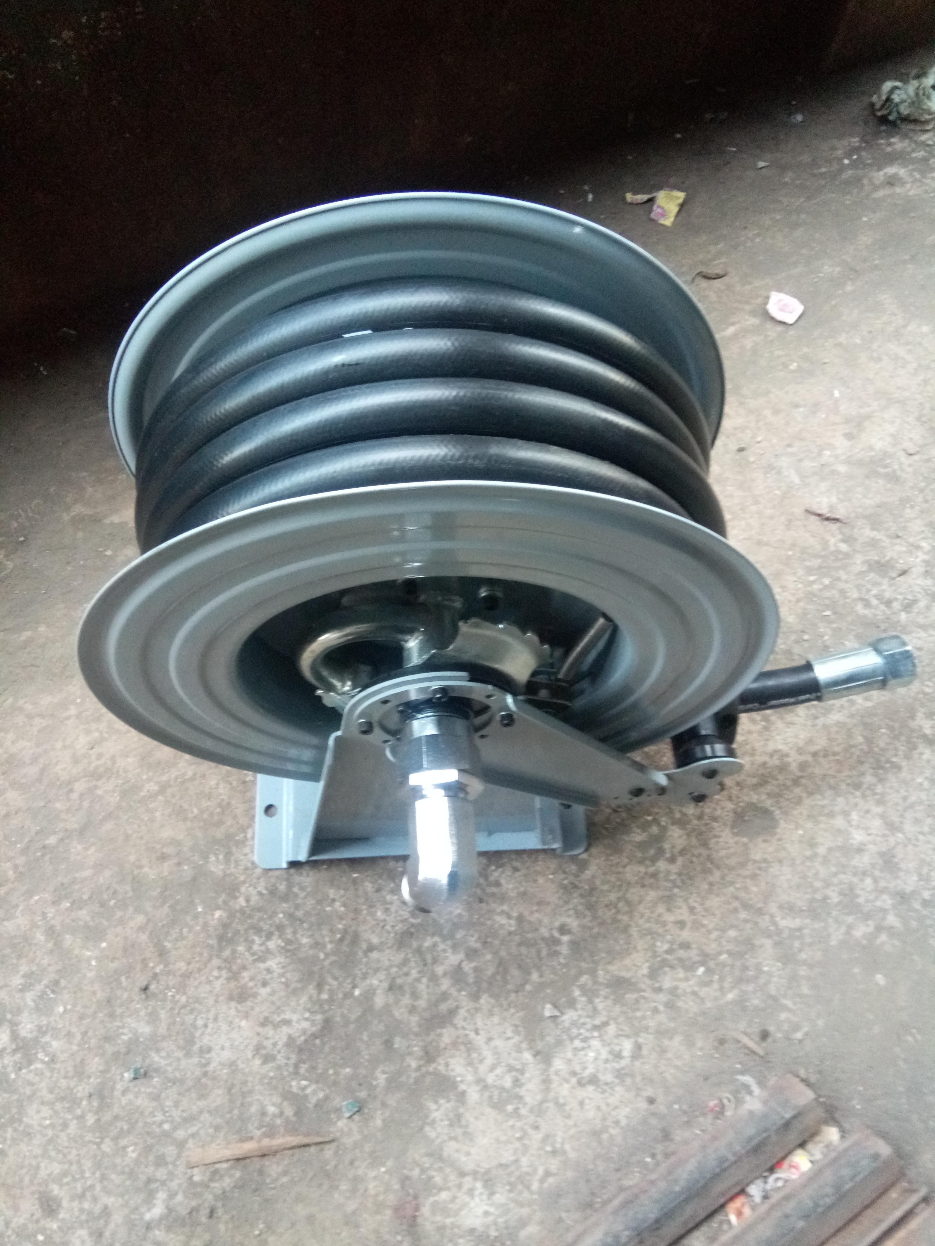 Auto Rewind Diesel Hose Reel