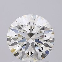 Round Brilliant Cut CVD 1.71ct Diamond I VS1 IGI Certified Lab Grown TYPE2A 451058843