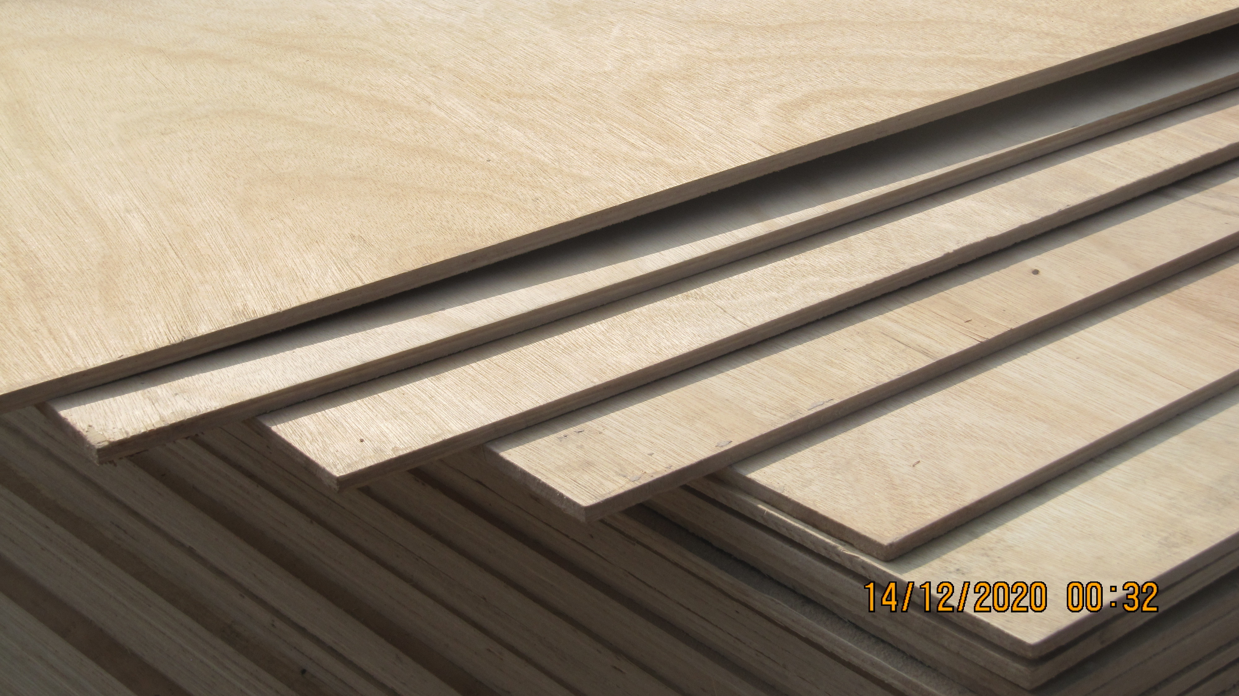 9 mm Commercial Plywood