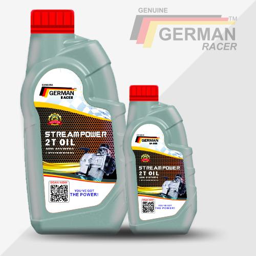 German Racer Stream Power 2t Engine Oil
