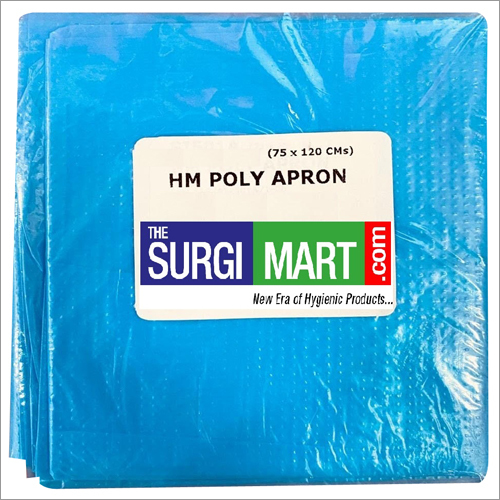 HM Apron Poly Pack