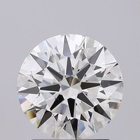 Round Brilliant Cut CVD 1.81ct Diamond I VS1 IGI Certified Lab Grown TYPE2A 451058836