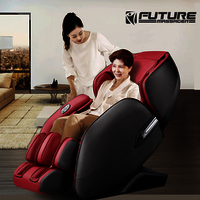 Zero Gravity 3D Full Body Luxury Massage Chair with Bluetooth (iRobot)