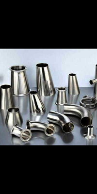 SS Dairy Fittings