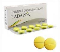Tadala & Dapoxetinene Tablets