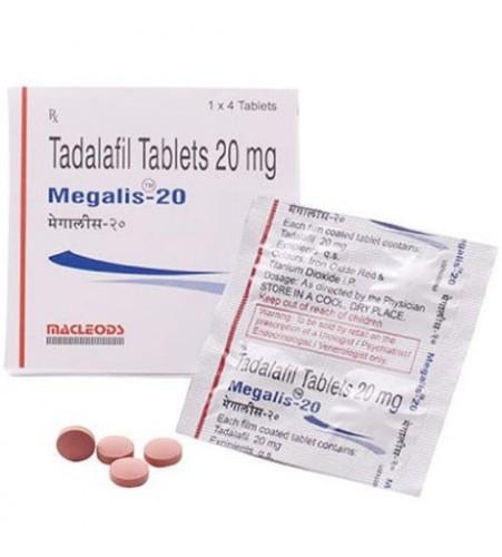 Tadalafi Tablets