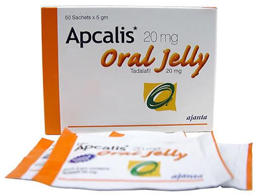 Tadalafi Oral jelly