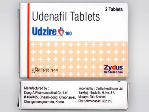 Udenafil Tablets