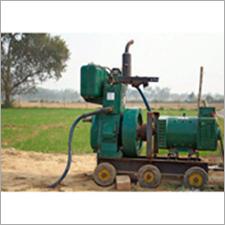 Open Diesel Generator Set