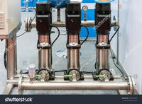 Vertical High Pressure Booster Pump