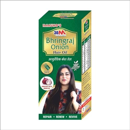 Bhringraj Onion Hair Oil