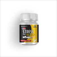 stress free sleep capsules