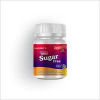 Sugar Free capsules