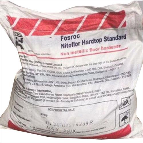 Standard Fosroc Nitoflor Hardtop