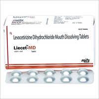 Levocetirizine Hydrochloride 5 mg Tablet
