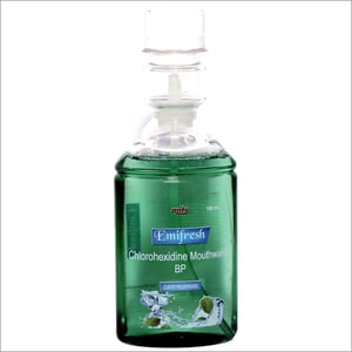 Chlorohexidine Gluconate Mouthwash