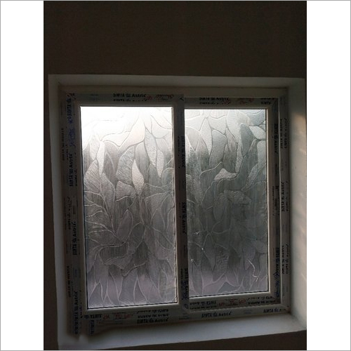 UPVC 2 Track Sliding Window