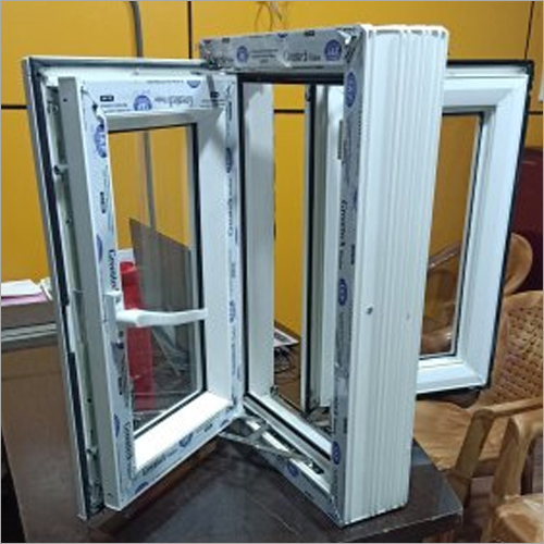 UPVC Casement Window With Mesh