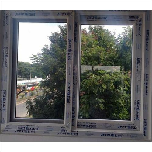 UPVC Window With Mesh