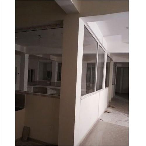 Transparent Upvc Glass Partition