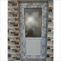 UPVC Glass Bathroom Door