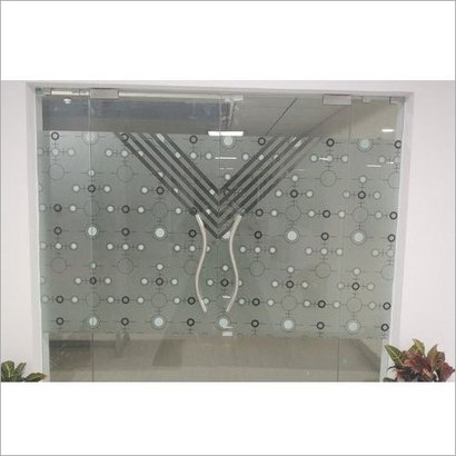 Toughened Glass Door Thickness: 12 Millimeter (Mm)