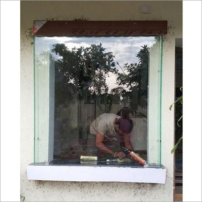 Glass Bay Window Thickness: 10-15 Millimeter (Mm)