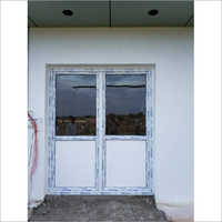 Customized UPVC Casement Door