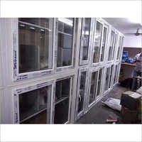 UPVC Glass Cupboard