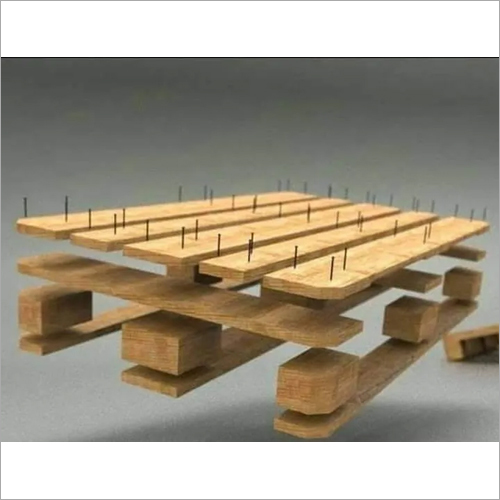 Block Wooden Pallets