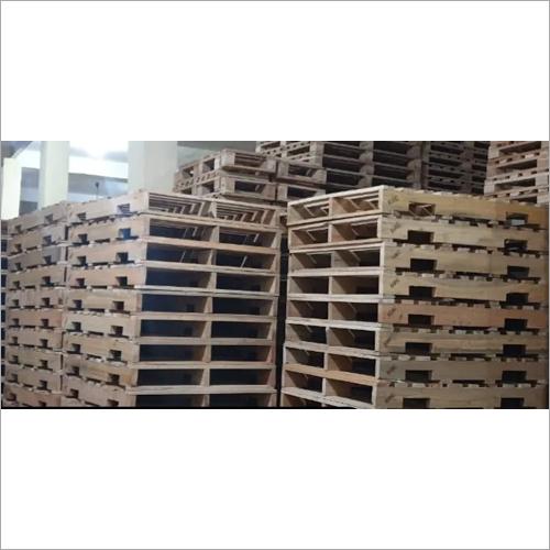 Wooden Stringer Pallets