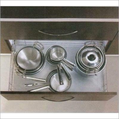 Kitchen Drawer Basket