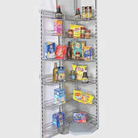 Large 12 Basket Pantry Unit