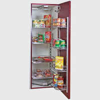 Small 8 Basket Pantry Unit
