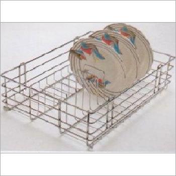 Quadro Plate- Thali Basket