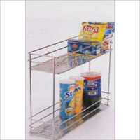 Perforated Bottle Pullout