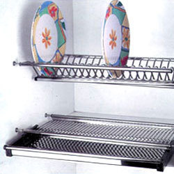 Kitchen Rack and Shelves
