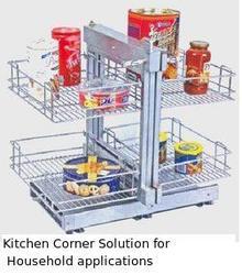 Kitchen Corner Solution for Household Application