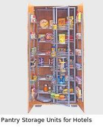 Pantry Storage Units for Hospitals
