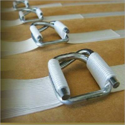 White Polyester Cord Strap