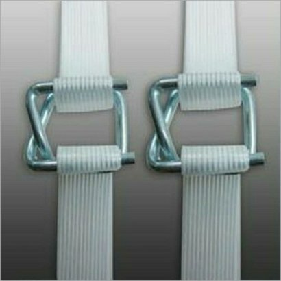 White Packaging Strap