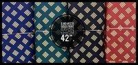 120gm Rayon Gold Printed Fabric
